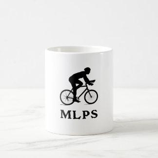 MPLSを循環させるミネアポリスミネソタ コーヒーマグカップ