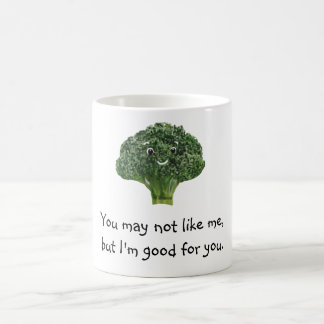 Mr.Broccoli コーヒーマグカップ