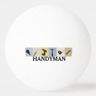 Mr.Fixのそれ人の働き用具の電球のレンチ ピンポン球