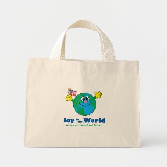 Mr. Joy Logo Tote ミニトートバッグ