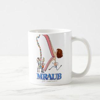 Mraubのマグ コーヒーマグカップ