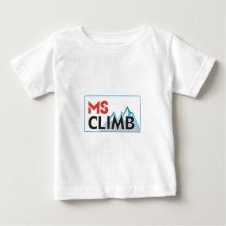 MSの上昇 ベビーTシャツ