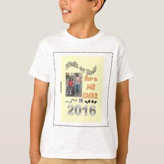 MSの歩行かロールワイシャツ Tシャツ