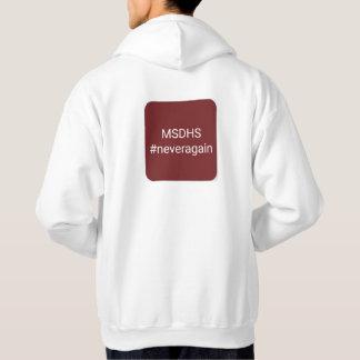 MSDHSのスエットシャツ パーカ