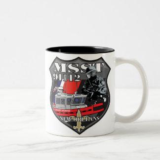 MSSTノラのダイバーのマグ ツートーンマグカップ