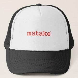 mstakeのチーム キャップ