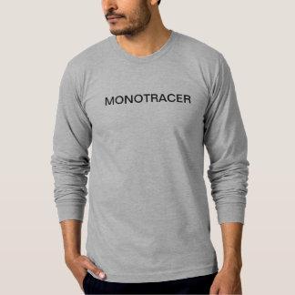 MTのワイシャツ-レタリング/白いMT @ブルノ Tシャツ