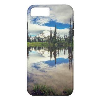 Mtの雨の反射 iPhone 8 Plus/7 Plusケース