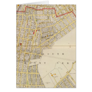 Mtバーノンの地図書の地図 カード