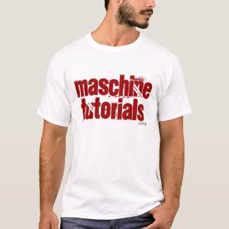 MTプラスター赤 Tシャツ