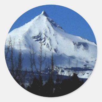 Mt.ジェファーソン ラウンドシール