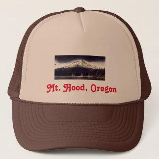 Mt.フードのトラック運転手の帽子 キャップ