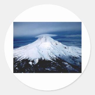 Mt.フード ラウンドシール