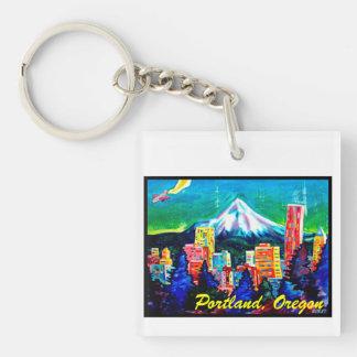 Mt.夏Keychainのフード キーホルダー