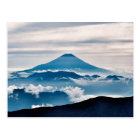 """Mt. Fuji from South Alps""(南アルプスからの富士山)日本 景色 自然風景 ポストカード"