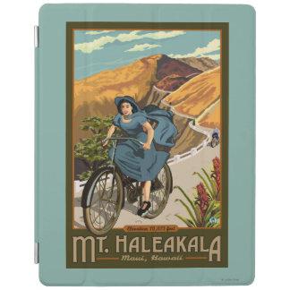 Mt. Haleakalaの自転車はハワイに乗ります iPadスマートカバー
