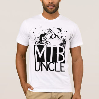 MTBの叔父さん Tシャツ