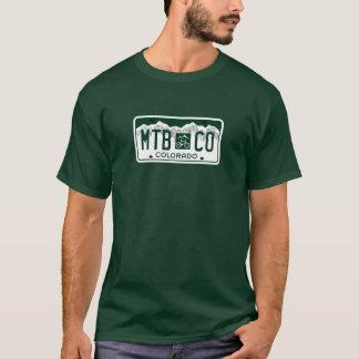 MTBコロラド州 Tシャツ
