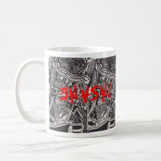 MTB 001、MTB 001、MTB 001、MTB 001、異常なMTB コーヒーマグカップ