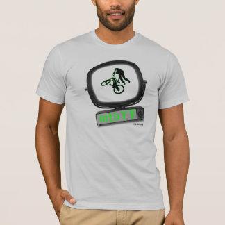 mtbTVのロゴ Tシャツ