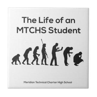 MTCHS学生の生命 タイル