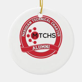MTCHS Alumni.ai セラミックオーナメント