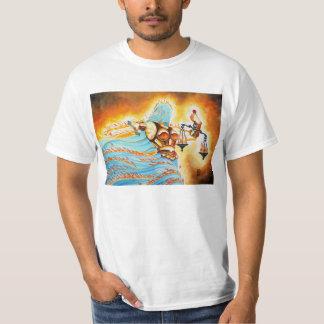 MtGの激しい正義のレクリエーション Tシャツ