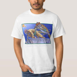 MtG猫の戦士 Tシャツ
