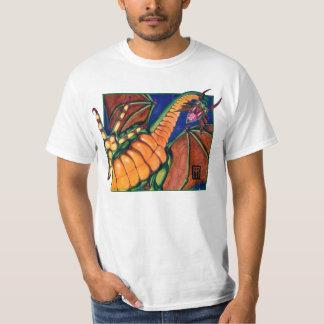 MtG Shivanのドラゴン Tシャツ