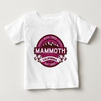 Mtnの巨大なラズベリー ベビーTシャツ