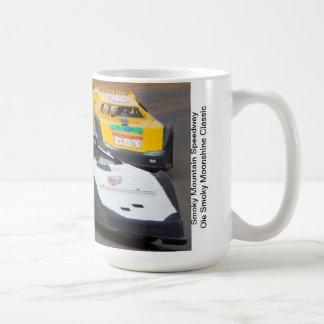 Mtnの煙の高速自動車道路 コーヒーマグカップ