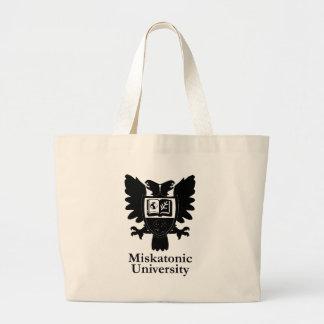 MU Heraldic頂上zazzle ラージトートバッグ