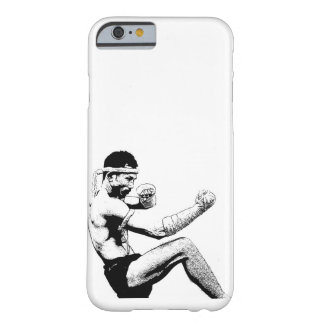 muaythaiの戦闘 barely there iPhone 6 ケース