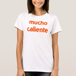 muchoのcalienteのTシャツ Tシャツ