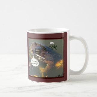 Muckapogのキャラクター コーヒーマグカップ