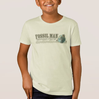 Mudgeのスタジオによる化石の人 Tシャツ