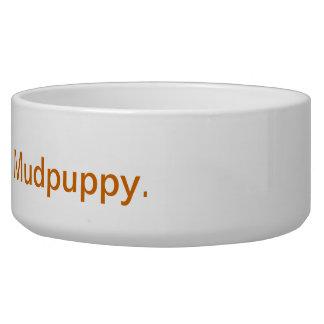 Mudpupsのための食糧ボール