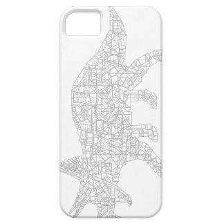 MuffinChops著トリケラトプスの電話箱 iPhone SE/5/5s ケース