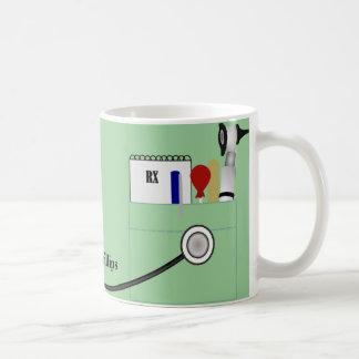 Mug名前入りな博士 コーヒーマグカップ