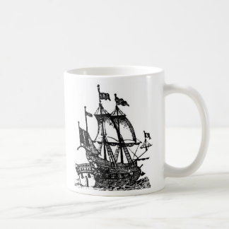 Mug Blood Pirate大尉 コーヒーマグカップ