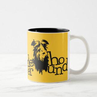 Mug Deerhound ツートーンマグカップ