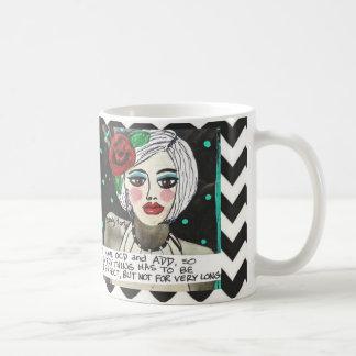 MUG-IにOCDがあり、加えます コーヒーマグカップ