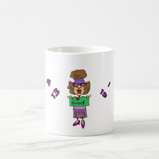 Mug/I愛ビンゴ コーヒーマグカップ