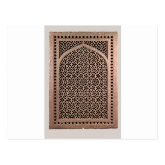Mughalの芸術 ポストカード