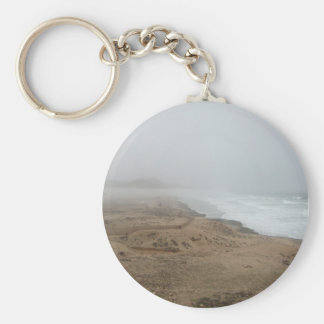 Mughsaylのビーチ(Salalahオマーン) キーホルダー