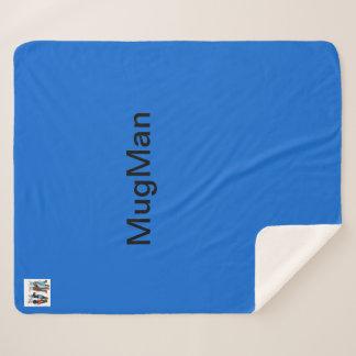 MugManの毛布 シェルパブランケット