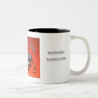 mugredzazzleの   点検 ツートーンマグカップ
