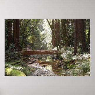 Muirの森橋II ポスター