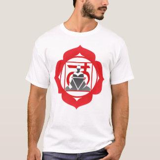 Muladharaのチャクラ Tシャツ