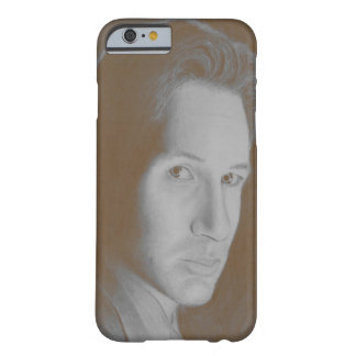 Mulder Barely There iPhone 6 ケース